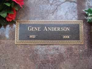 ANDERSON, ORLA GENE - Hot Spring County, Arkansas   ORLA GENE ANDERSON - Arkansas Gravestone Photos