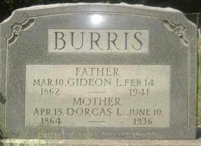 BURRIS, GIDEON - Hot Spring County, Arkansas   GIDEON BURRIS - Arkansas Gravestone Photos