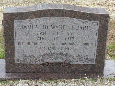 BURRIS, JAMES HOWARD - Hot Spring County, Arkansas   JAMES HOWARD BURRIS - Arkansas Gravestone Photos