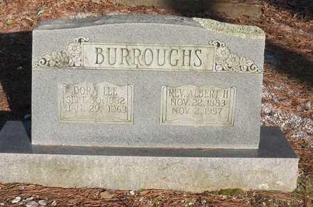 BURROUGHS, DORA LEE - Hot Spring County, Arkansas | DORA LEE BURROUGHS - Arkansas Gravestone Photos