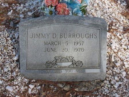 BURROUGHS, JIMMY D. - Hot Spring County, Arkansas | JIMMY D. BURROUGHS - Arkansas Gravestone Photos