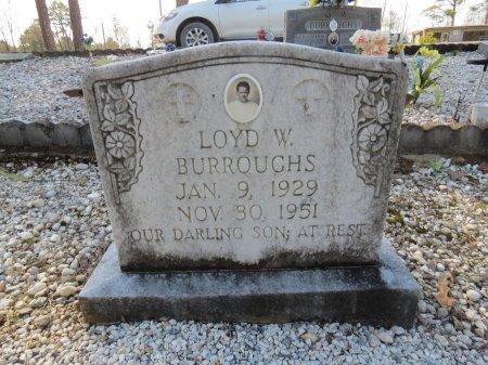BURROUGHS, LOYD W. - Hot Spring County, Arkansas   LOYD W. BURROUGHS - Arkansas Gravestone Photos