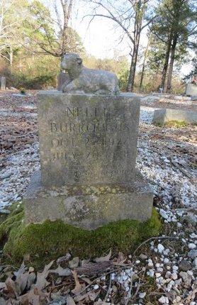 BURROUGHS, NELLIE - Hot Spring County, Arkansas | NELLIE BURROUGHS - Arkansas Gravestone Photos