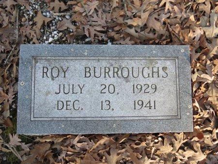 BURROUGHS, ROY - Hot Spring County, Arkansas | ROY BURROUGHS - Arkansas Gravestone Photos