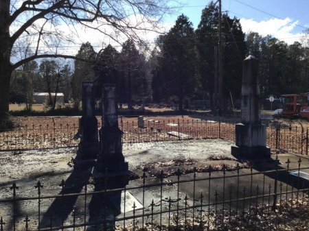 *CEMETERY VIEW,  - Hot Spring County, Arkansas |  *CEMETERY VIEW - Arkansas Gravestone Photos