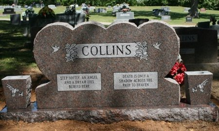 ALTOM COLLINS, MARY ANN (BACKVIEW) - Hot Spring County, Arkansas | MARY ANN (BACKVIEW) ALTOM COLLINS - Arkansas Gravestone Photos