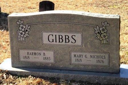 GIBBS, MARY G. - Hot Spring County, Arkansas | MARY G. GIBBS - Arkansas Gravestone Photos