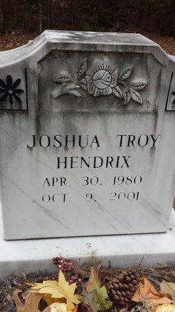 HENDRIX, JOSHUA - Hot Spring County, Arkansas   JOSHUA HENDRIX - Arkansas Gravestone Photos