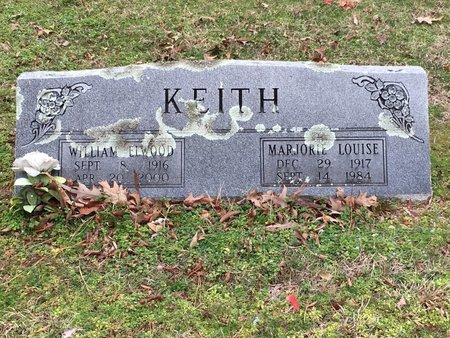 KEITH, WILLIAM ELWOOD - Hot Spring County, Arkansas | WILLIAM ELWOOD KEITH - Arkansas Gravestone Photos