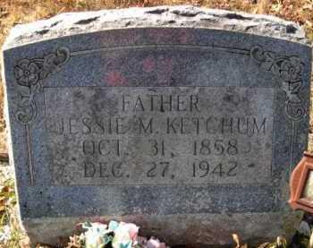 KETCHUM, JESSIE M. - Hot Spring County, Arkansas | JESSIE M. KETCHUM - Arkansas Gravestone Photos