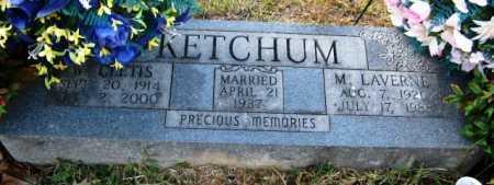KETCHUM, W. CLETIS - Hot Spring County, Arkansas | W. CLETIS KETCHUM - Arkansas Gravestone Photos