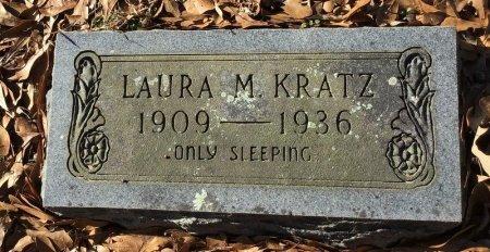 KRATZ, LAURA M. - Hot Spring County, Arkansas | LAURA M. KRATZ - Arkansas Gravestone Photos