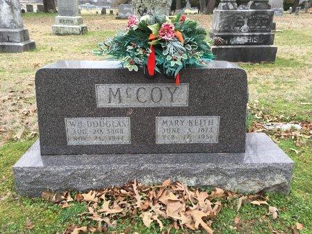 MCCOY, WM. DOUGLAS - Hot Spring County, Arkansas | WM. DOUGLAS MCCOY - Arkansas Gravestone Photos