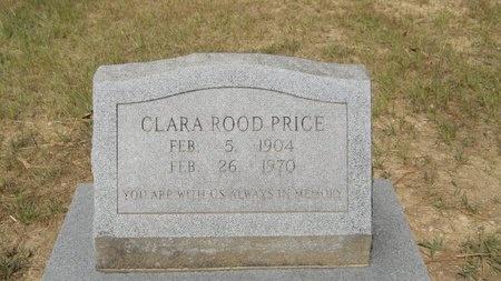 PRICE, CLARA - Hot Spring County, Arkansas | CLARA PRICE - Arkansas Gravestone Photos