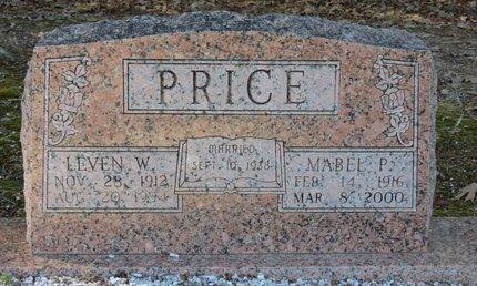 PRICE, MABEL P. - Hot Spring County, Arkansas | MABEL P. PRICE - Arkansas Gravestone Photos
