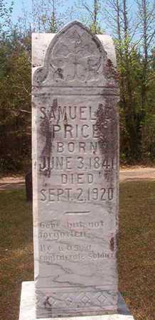 PRICE, SAMUEL C - Hot Spring County, Arkansas   SAMUEL C PRICE - Arkansas Gravestone Photos