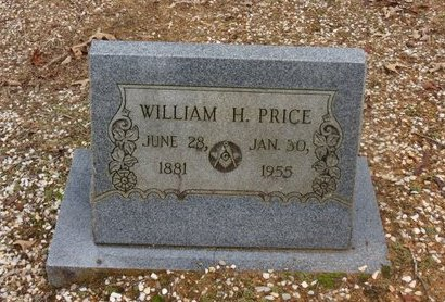 PRICE, WILLIAM H. - Hot Spring County, Arkansas | WILLIAM H. PRICE - Arkansas Gravestone Photos