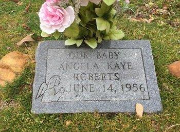 ROBERTS, ANGELA KAYE - Hot Spring County, Arkansas   ANGELA KAYE ROBERTS - Arkansas Gravestone Photos