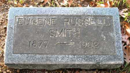 SMITH, EUGENE RUSSELL - Hot Spring County, Arkansas | EUGENE RUSSELL SMITH - Arkansas Gravestone Photos