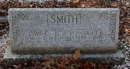 SMITH, DAVE C - Hot Spring County, Arkansas | DAVE C SMITH - Arkansas Gravestone Photos
