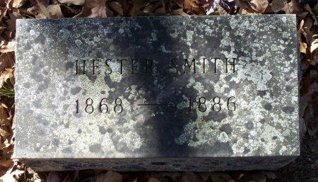 SMITH, HESTER - Hot Spring County, Arkansas | HESTER SMITH - Arkansas Gravestone Photos