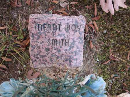 SMITH, INFANT BOY - Hot Spring County, Arkansas | INFANT BOY SMITH - Arkansas Gravestone Photos