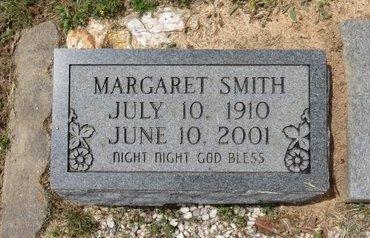 SMITH, MARGARET - Hot Spring County, Arkansas | MARGARET SMITH - Arkansas Gravestone Photos