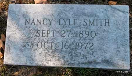 SMITH, NANCY LYLE - Hot Spring County, Arkansas | NANCY LYLE SMITH - Arkansas Gravestone Photos