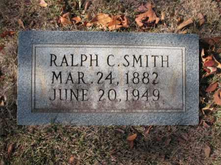 SMITH, RALPH C - Hot Spring County, Arkansas | RALPH C SMITH - Arkansas Gravestone Photos