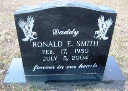 SMITH, RONALD E. - Hot Spring County, Arkansas | RONALD E. SMITH - Arkansas Gravestone Photos