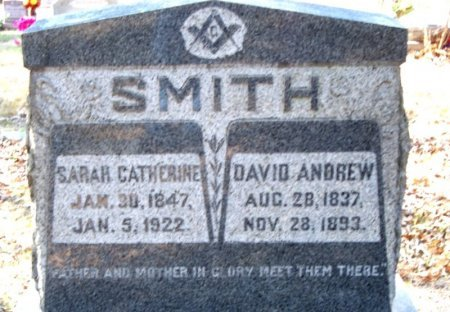 SMITH, SARAH CATHERINE - Hot Spring County, Arkansas | SARAH CATHERINE SMITH - Arkansas Gravestone Photos