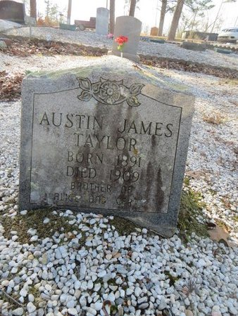 TAYLOR, AUSTIN JAMES - Hot Spring County, Arkansas | AUSTIN JAMES TAYLOR - Arkansas Gravestone Photos