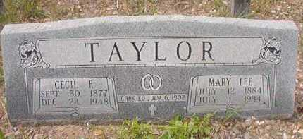TAYLOR, MARY LEE - Hot Spring County, Arkansas | MARY LEE TAYLOR - Arkansas Gravestone Photos