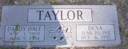 TAYLOR, DALE - Hot Spring County, Arkansas | DALE TAYLOR - Arkansas Gravestone Photos