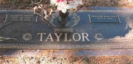 TAYLOR, EVERETT JAMES - Hot Spring County, Arkansas | EVERETT JAMES TAYLOR - Arkansas Gravestone Photos