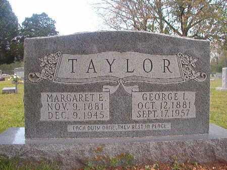 TAYLOR, MARGARET E - Hot Spring County, Arkansas | MARGARET E TAYLOR - Arkansas Gravestone Photos