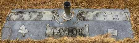 "TAYLOR, GEORGE L ""BUDDY"" - Hot Spring County, Arkansas 