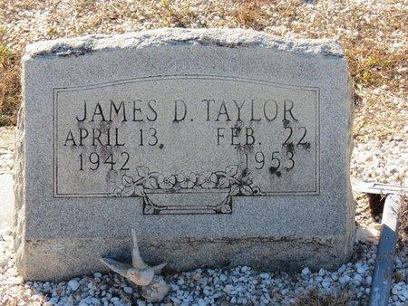 TAYLOR, JAMES D. - Hot Spring County, Arkansas   JAMES D. TAYLOR - Arkansas Gravestone Photos