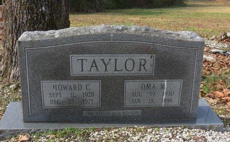 TAYLOR, OMA M. - Hot Spring County, Arkansas | OMA M. TAYLOR - Arkansas Gravestone Photos