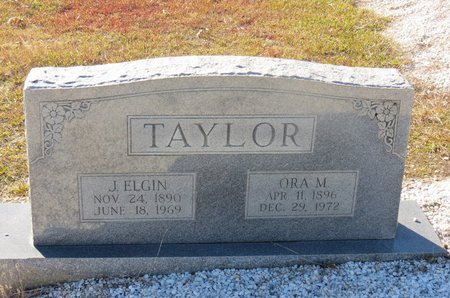 TAYLOR, J. ELGIN - Hot Spring County, Arkansas | J. ELGIN TAYLOR - Arkansas Gravestone Photos