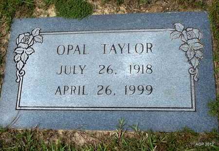 TAYLOR, OPAL P - Hot Spring County, Arkansas   OPAL P TAYLOR - Arkansas Gravestone Photos