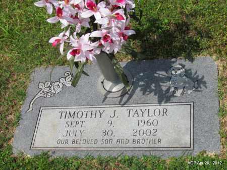 TAYLOR, TIMOTHY J - Hot Spring County, Arkansas   TIMOTHY J TAYLOR - Arkansas Gravestone Photos