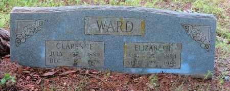 WARD, ELIZABETH - Hot Spring County, Arkansas | ELIZABETH WARD - Arkansas Gravestone Photos