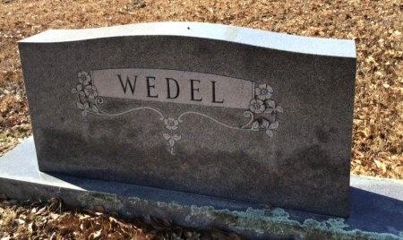WEDEL, FAMILY STONE - Hot Spring County, Arkansas   FAMILY STONE WEDEL - Arkansas Gravestone Photos