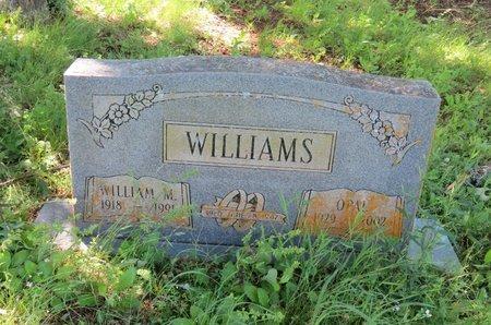 WARD WILLIAMS, OPAL - Hot Spring County, Arkansas | OPAL WARD WILLIAMS - Arkansas Gravestone Photos