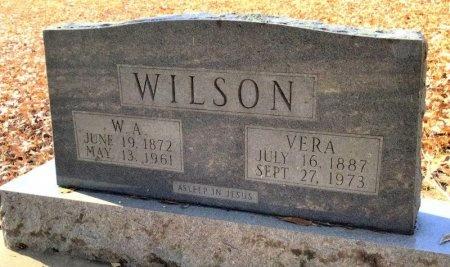 WILSON, VERA - Hot Spring County, Arkansas   VERA WILSON - Arkansas Gravestone Photos