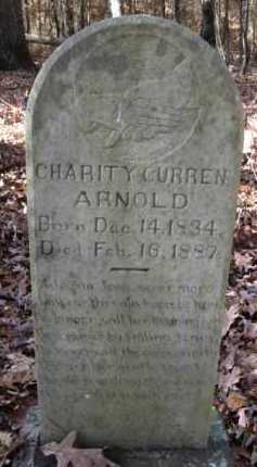 CURREN ARNOLD, CHARITY - Howard County, Arkansas | CHARITY CURREN ARNOLD - Arkansas Gravestone Photos