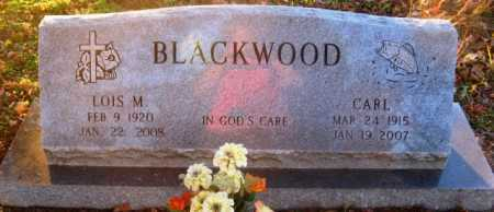 BLACKWOOD, LOIS M - Howard County, Arkansas | LOIS M BLACKWOOD - Arkansas Gravestone Photos