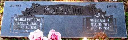 BLACKWOOD, MARGARET IDA - Howard County, Arkansas | MARGARET IDA BLACKWOOD - Arkansas Gravestone Photos