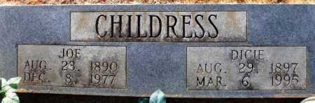 CHILDRESS, DICIE - Howard County, Arkansas | DICIE CHILDRESS - Arkansas Gravestone Photos